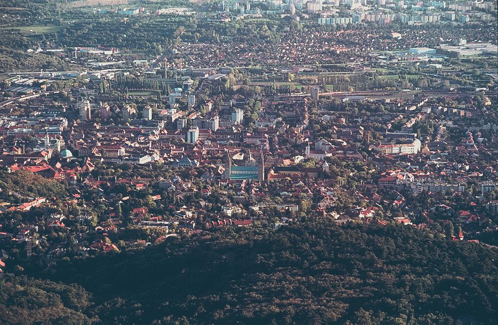 Pécs-panorama